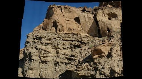 Ferron Sandstone in Caineville,  Utah #2