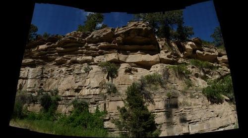 Panther Tongue in Hardscrabble Canyon, Utah
