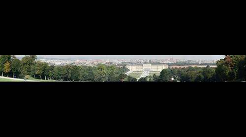 Schonbrunn castle (Vienna)