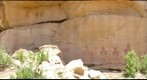 Rock Art in Sego Canyon, Utah