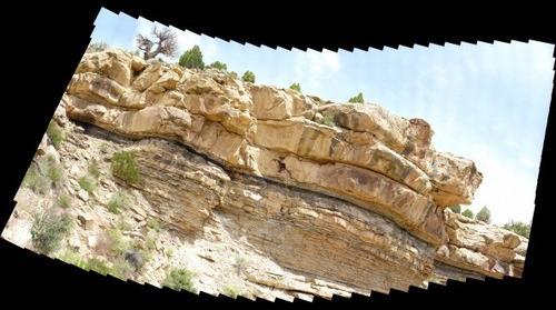 Sandstone at Thompson Canyon, Utah