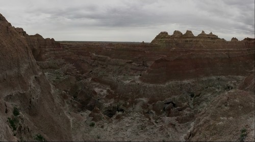 Badlands NP