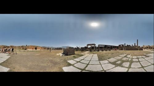 Pompeii, Roman Forum