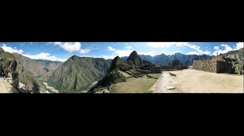 Machu Picchu 360