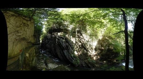 Taubenloch Canyon