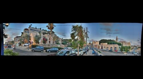 Jaffa street scene, Israel