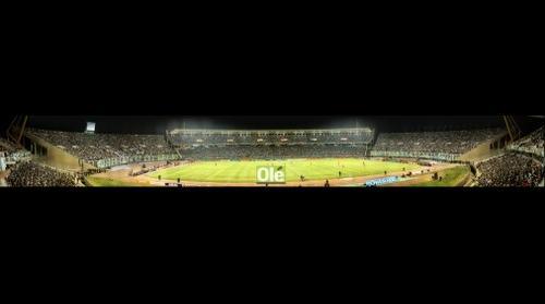 PanoramicTag - Argentina vs Costa Rica - Cordoba, Copa America 2011, Argentina - Diario Ole