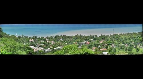 Port a Piment town