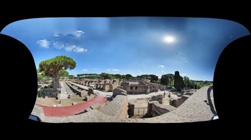 Ostia Theater
