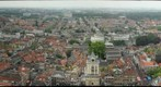 View from the New Church (Nieuwe Kerk) in Delft, The Netherlands