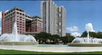 Houston, Texas: Mecom Fountain