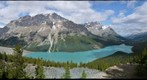 Peyto Lake GigaPan, Banff National Park, Alberta