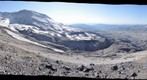 Mt Saint Helens Sugar Bowl Dome 360 view