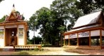 Buddhist Crematorium near Wat Pren