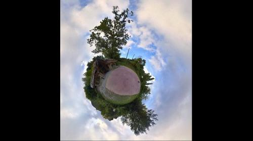 Little Planet Mas Franch