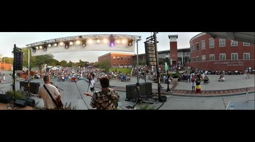 LSPR Summer Concert July 22, 2011