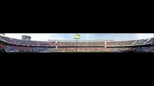 Uruguay vs Paraguay, Final Copa America 2011 - PanoramicTAG - Diario Ole