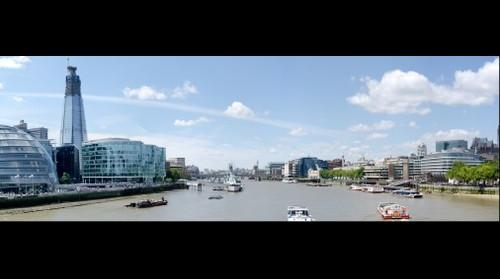 A Look from London Bridge