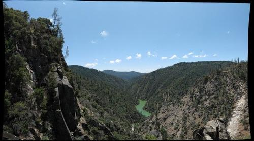 Feather River at Feather Falls Overlook