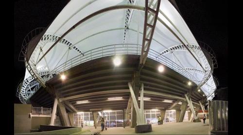 panoramica estadio pascual guerrero de santiago de cali para el mundial de la FIFA SUB-20 norte 2