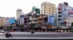 Intersection of Le Lai and Pham Hong Thai, Ho Chi Minh City.