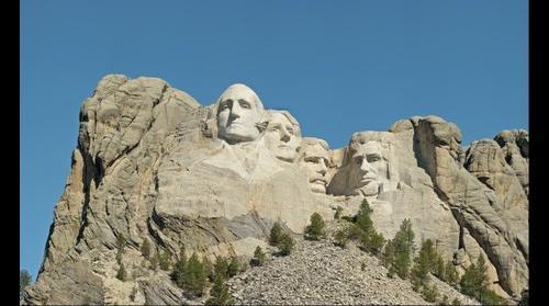 Mt Rushmore I