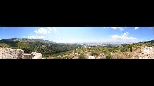 athens 360 panorama