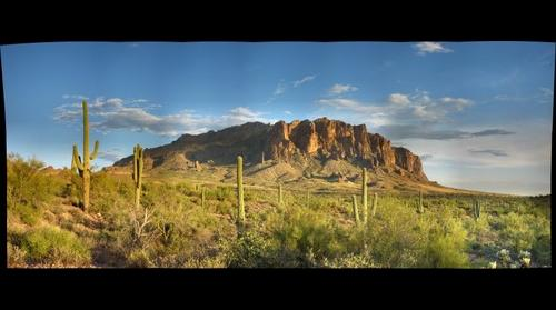 Superstition Mountains, Apache Juction AZ