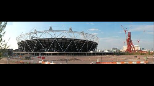 london Olympic Site