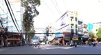 Intersection of Ton That Tung and Bui Thi Xuan, Ho Chi Minh City, Vietnam