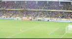 panoramica estadio pascual guerrero de santiago de cali para el mundial de la FIFA SUB-20 en al noche