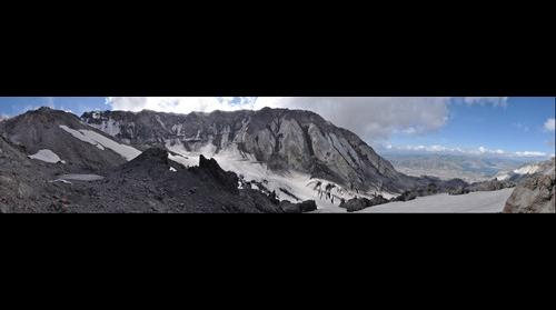 Mt Saint Helens September Lobe Lava Dome