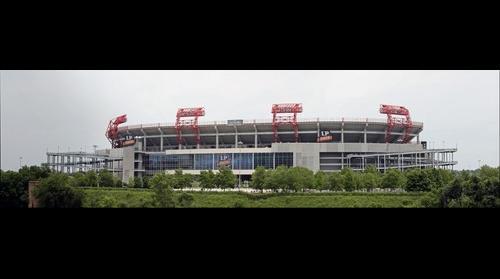 LP Field Tennessee Titans Stadium