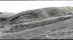 Turbidites at Fisherman&#39;s Point, Face 1, gigapan #2