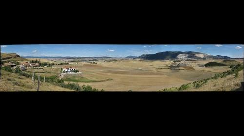Subiza. Sierra de Alaiz, Beriain y Campanas