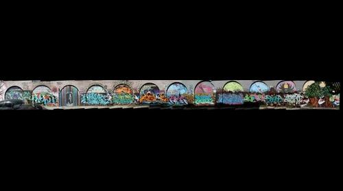 San Francisco Street Mural