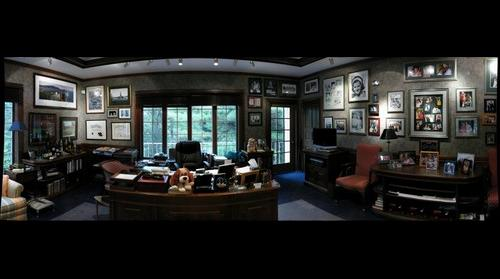 Arnold Palmer's Office