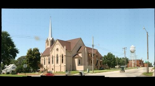 First Lutheran Church Oakland Nebraska