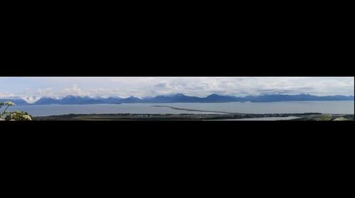 The Spit in Homer, Alaska