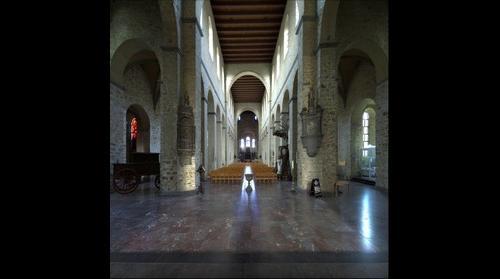 Saint Gertrude of Nivelles - Belgium