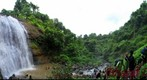 Vihi Waterfall Panorama