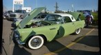 &#39;56  Ford Thunderbird, Spruce Grove  Show and Shine