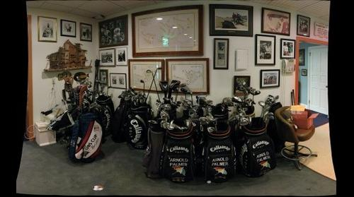 Arnold Palmer's Workshop 3