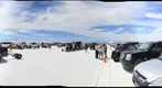 Bonneville salt flats Speed week, August 2011