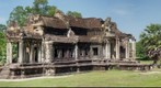 Small temple at Angkor Wat, Cambodia