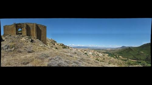 Castillo Vigia de Gallipienzo