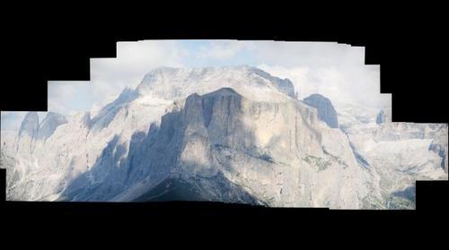 Dolomiti - Val di Fassa 2950 mt