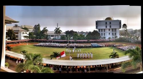 Indonesian Independence Day Flag Raising