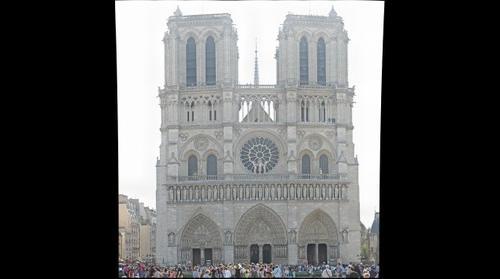 Notre Dame De Paris Cathedral
