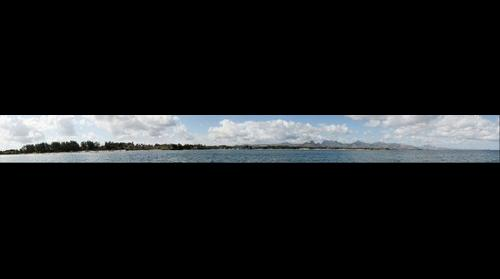 North West Side of Mauritius